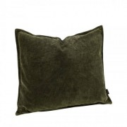 KELLY PLAIN FOREST Cushioncover, 60x40