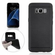 Funda protectora TPU para Samsung Galaxy S8 Plus - Negro