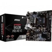 MSI Płyta główna B450M PRO-M2 V2 s.AM4 2DDR4 VGA/DVI/HDMI M.2 m-ATX Dostawa GRATIS. Nawet 400zł za opinię produktu!