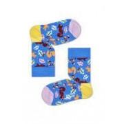 Happy Socks KIDS Squirrell - blauw multi - 2-3 en 4-6 en 7-9 jaar