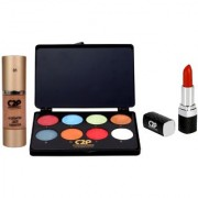 C2P Professional Make-Up Face Makeup Combo (Set of 3)