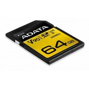 A-Data SDXC-Card UHS-II U3 Class 10 - 64GB