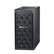 Server, DELL PowerEdge T140 /Intel E-2124 (3.3G)/ 8GB RAM/ 2 x 1000GB HDD/ iDrac9 Basic (#DELL02415)