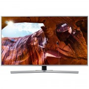 Televizor LED Samsung 65RU7472, 163 cm, 4K UHD, PQI 2000, Dolby Digital Plus, Smart TV, Procesor Quad Core, Wi-Fi, Bluetooth, Clasa energetica A+, Argintiu/Negru