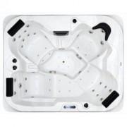 Spatec Jacuzzi Spa de exterior - SPAtec 500B branco
