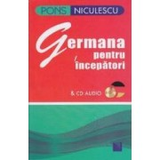 Germana pentru incepatori CD CD audio - Angelika Lundquist-Mog