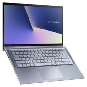 "ASUS Zenbook UX431FA-AN168T Intel i3-8145U 14"" FHD leskly UMA 4GB 256GB SSD FPR WL BT Cam W10 strieborný"