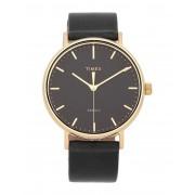 メンズ TIMEX 腕時計 スチールグレー