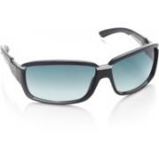 Diesel Rectangular Sunglasses(Blue)