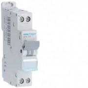 HAGER Disjoncteur 1P+N 3kA C1A 1M - DISJONCTEURS PH+N HAGER MFN701