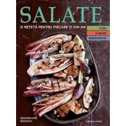 Salate. O reteta pentru fiecare zi din an. Vol. 3/Georgeanne Brennan