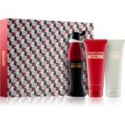 Moschino Cheap & Chic lote de regalo IX. eau de toilette 50 ml + espuma de baño 100 ml + leche corporal 100 ml
