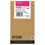 T603B Tintapatron StylusPro 7800, 9800 nyomtatókhoz, EPSON vörös, 220ml Stylus Pro 7800 Stylus Pro 9800 Eredeti kellékanyag
