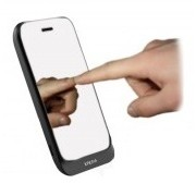 Огледален протектор за Sony Xperia Tipo St21i
