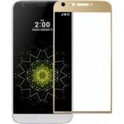 Folie Protectie Sticla Securizata Curbata LG G5, auriu