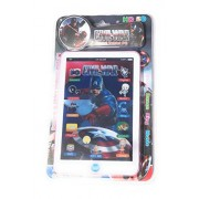 PRiQ Captain America -Smart Phone With Smart Touch (Camera , Song , Lighting Ring , SMS, Digital Music , Volume up & Volume down)
