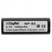 Digitek Battery Fuji NP-80