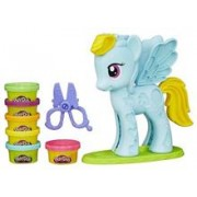 Jucarie Play Doh My Little Pony Rainbow Dash Salon