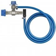 Suttner easyfoam365+ Injektor ST-160 mit Dosierventil und Schlauch, E/A= ST45, D=1.8-2.3