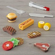 Melissa and Doug Grilling Set