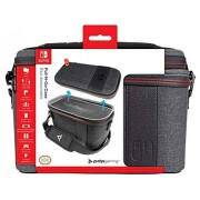 PDP Nintendo Switch Pull-N-Go Case, Elite Edition, 500-141 Nintendo Switch