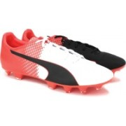 Puma evoSPEED 4.5 FG Football Shoes For Men(Black)