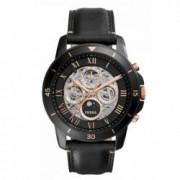 Ceas barbatesc Fossil Grant Sport negru Leather Automatic ME3138