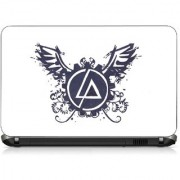 VI Collections WINGS LOGO pvc Laptop Decal 15.6