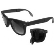 Hrinkar Wayfarer Sunglasses(Black)