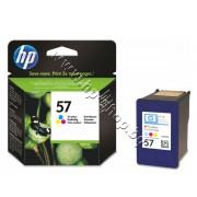 Касета HP 57, Tri-color, p/n C6657AE - Оригинален HP консуматив - касета с глава и мастило
