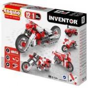 Конструктор Енджино Изобретател - 12 модела мотоциклети - Engino, 150010