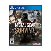 PS4 Juego Metal Gear Survive
