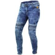 Trilobite Micas Urban Damer Motorcykel Jeans 26 Blå