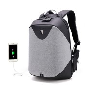 ARCTIC HUNTER B00208 22L Anti-theft 15.6 Laptop Backpack Waterproof Business Travel USB Rucksack