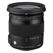 Sigma »17-70mm 1:2,8-4 Macro DC OS HSM Canon Contemporary« Objektiv