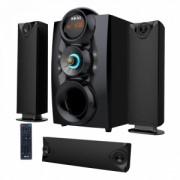 SISTEM BOXE 3.1 AKAI MP3/SD 45W+10Wx3