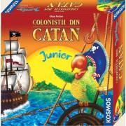 Colonistii din catan - junior / joc independent - editie noua 2014