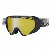 Masque De Ski/Snow Bollé Explorer Shiny Black Lemon Taille Unique