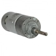 12v DC RS-37-555 Side Shaft Gear Geared Motor - 30 rpm