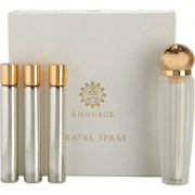 Amouage Reflection eau de parfum para mujer 4 x 10 ml (1x recargable + 3x recarga)