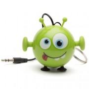 KitSound Mini Buddy Alien Speaker - boxa portabila cu jack 3.5mm
