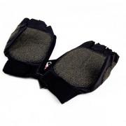 Rękawiczki kewlarowo/skórzane