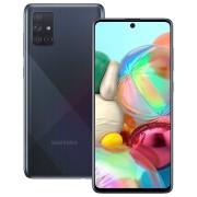 Samsung (Unlocked, Prism Crush Black) Samsung Galaxy A71 128GB 6GB RAM