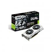 Placa gráfica Asus GeForce GTX1070 Dual OC 8GB GDDR5 (PCI-E) - 90YV09T4-M0NA00