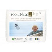 ECO by Naty Maxi 8-15 kg plenkové kalhotky 22 ks