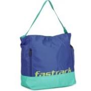 Fastrack A0504NBL01 Blue Shoulder Bag