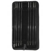 MisterB Bullet Sounds Stainless Steel Dilator Set