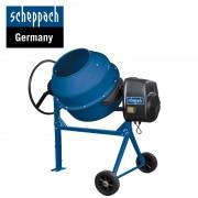 Електрически миксер за строителни разтвори Scheppach MIX180, 180 л, 80