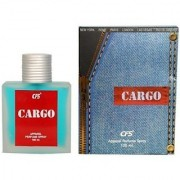 Cfs BlcfCargBlue Eau De Parfum - 100 Ml (For Boys Girls)