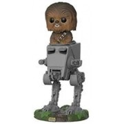 Figurina Pop! Star Wars Chewbacca With At-St Vinyl